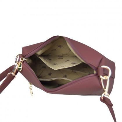 Original British Polo New Crossbody Women Bag With Compartment