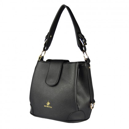 British Polo Bucket Bag