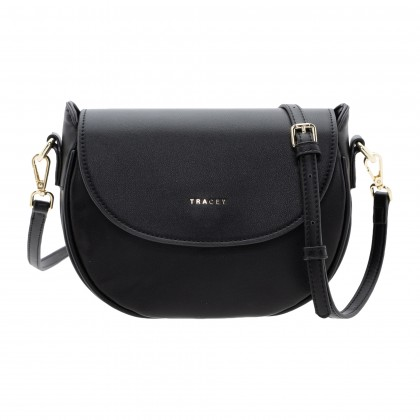Tracey Handle Semi-Circle Bag