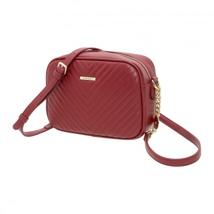 Tracey Trendy Embroidery Thread Sling Bag