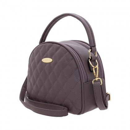 British Polo Classic Check Hobo Bag