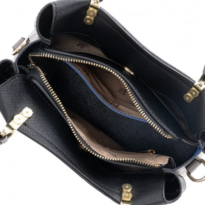 British Polo Structure Handle bag