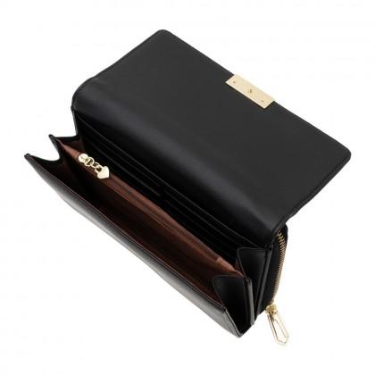 Lancaster Polo Belinda Crossbody Flip Wallet