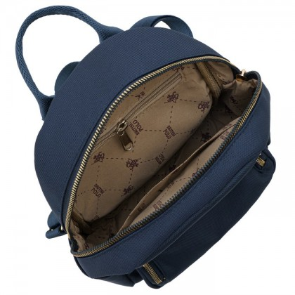 British Polo Anytime Canvas Backpack