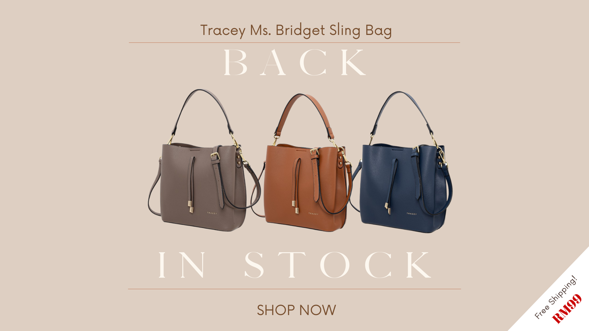 Tracey Ms. Bridget Sling Bag