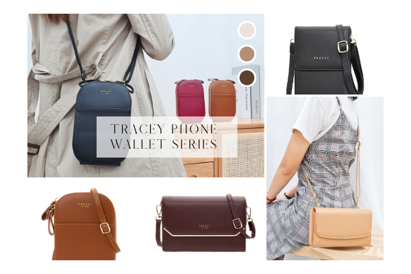 Tracey Phone Wallet Series