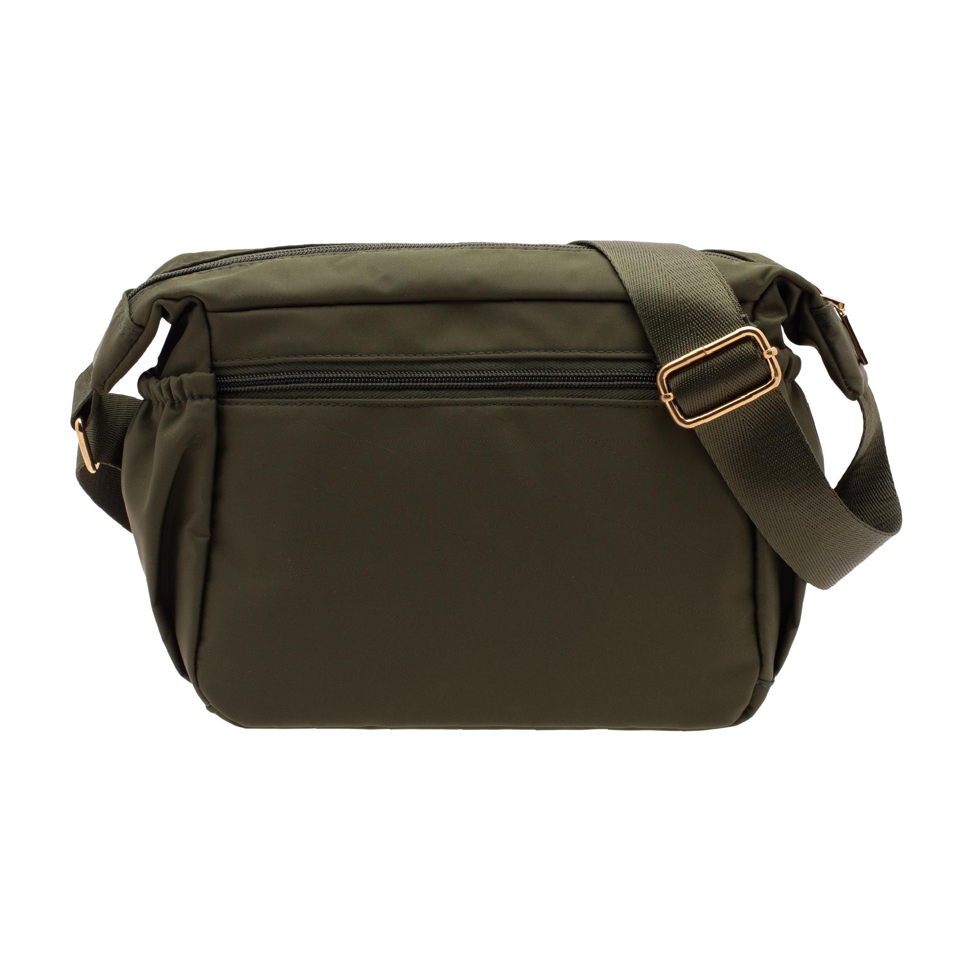 San Prisco Poloclub Nylon Sling Bag