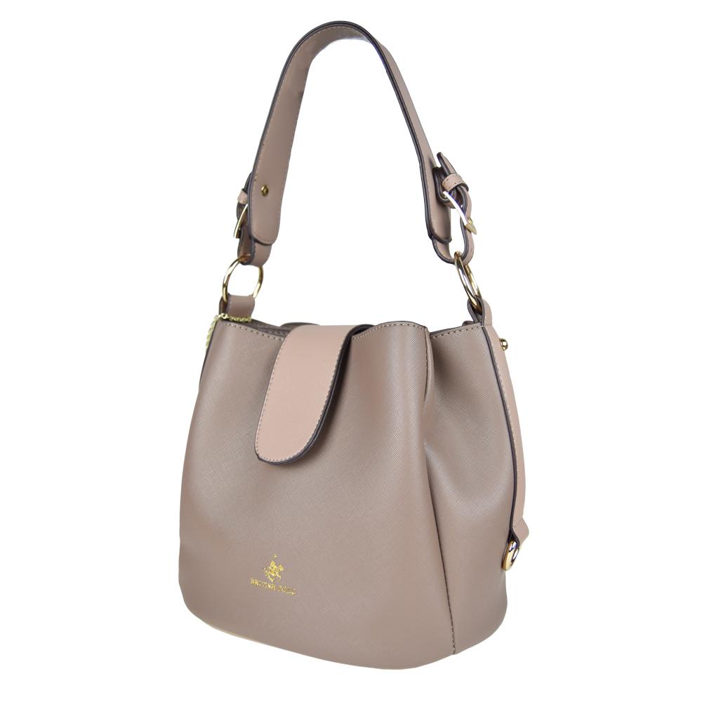 British Polo Simple Bucket Bag
