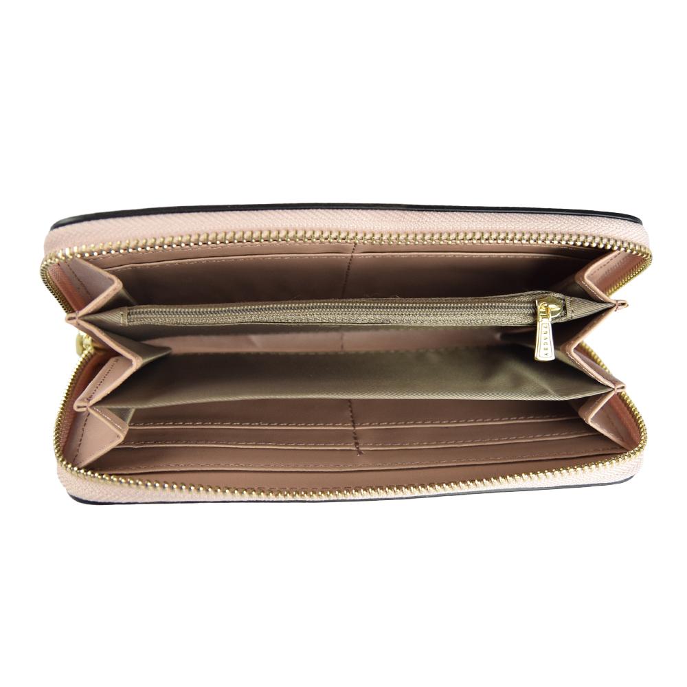 Tracey Pu Leather Purse