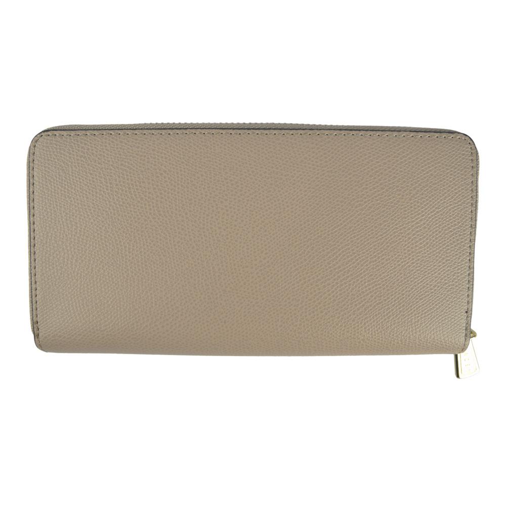 Tracey Pu Leather Simple Purse