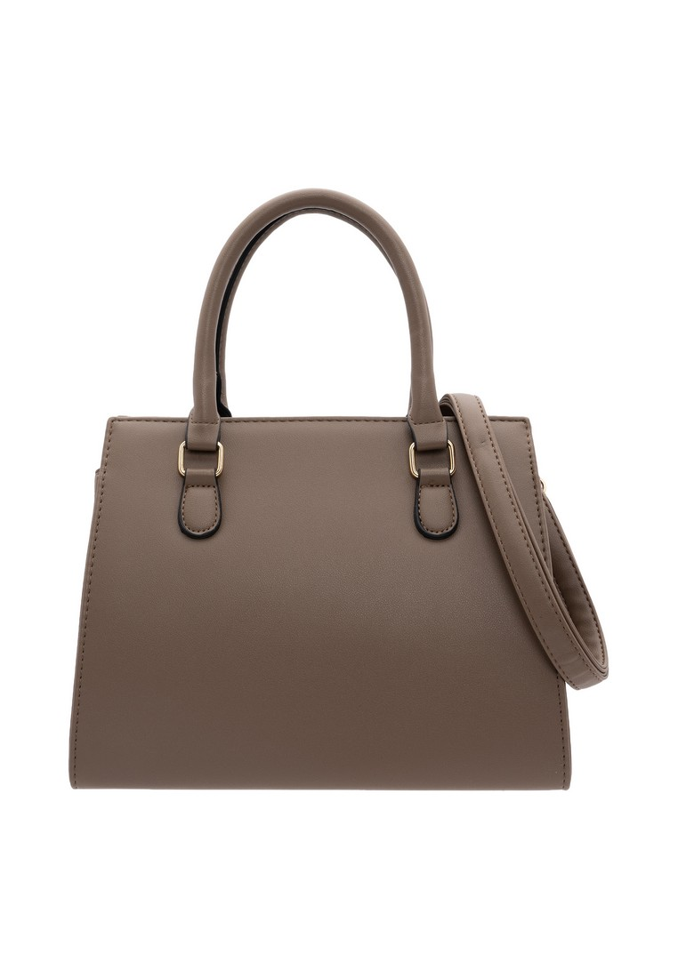 SanPrisco Plaid Tote Bag