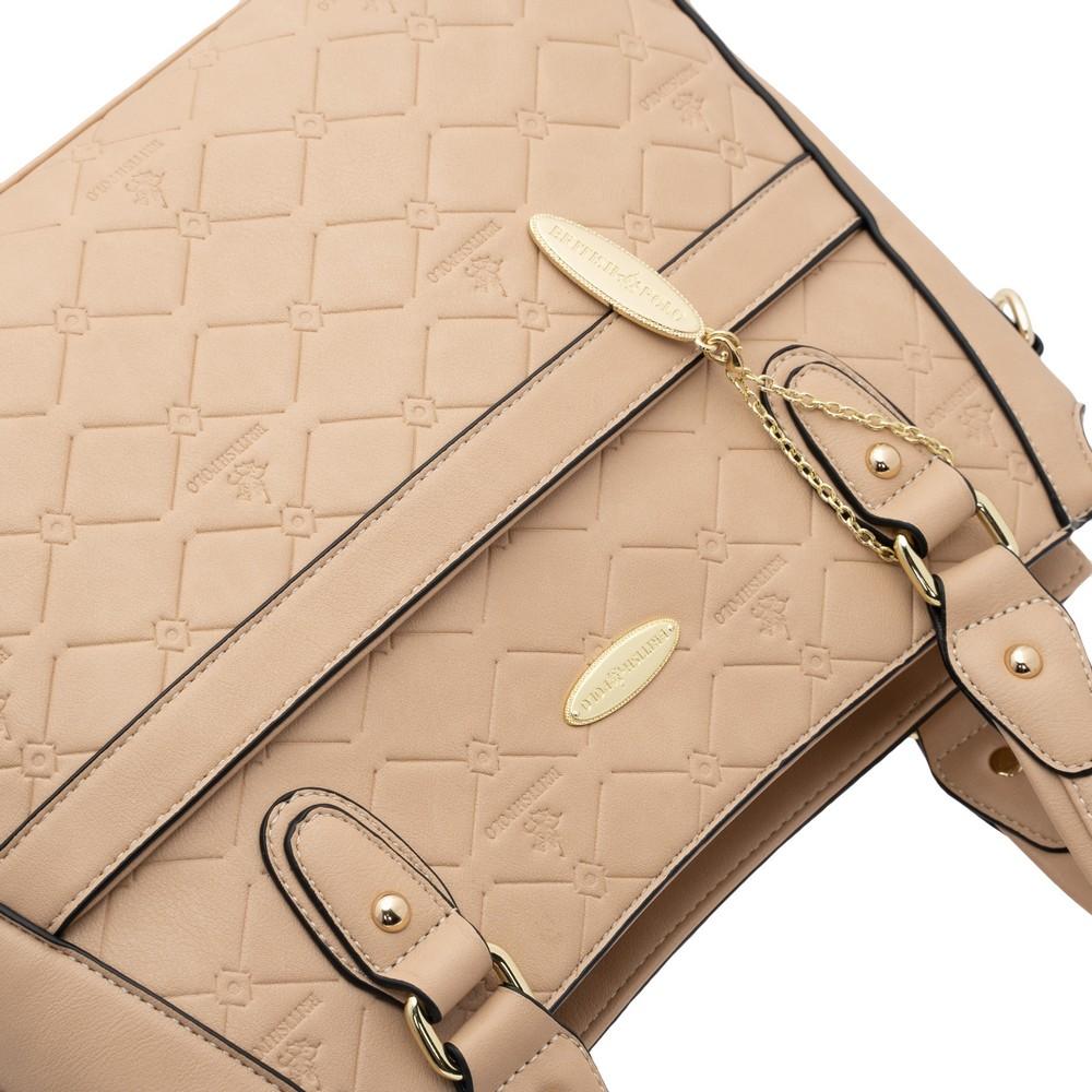 British Polo Classic Check Bag
