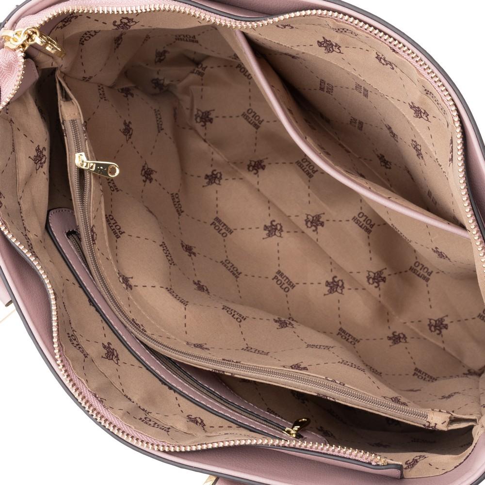 British Polo Elementaire Shoulder Bag