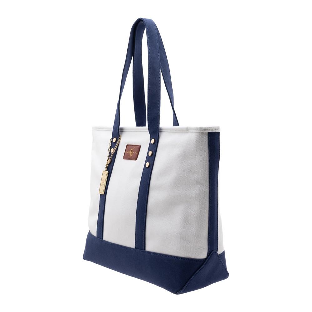 Lancaster Polo Canvas Shoulder Bag