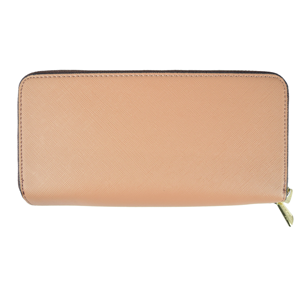 Tracey Latest Trendy Double Zip Purse