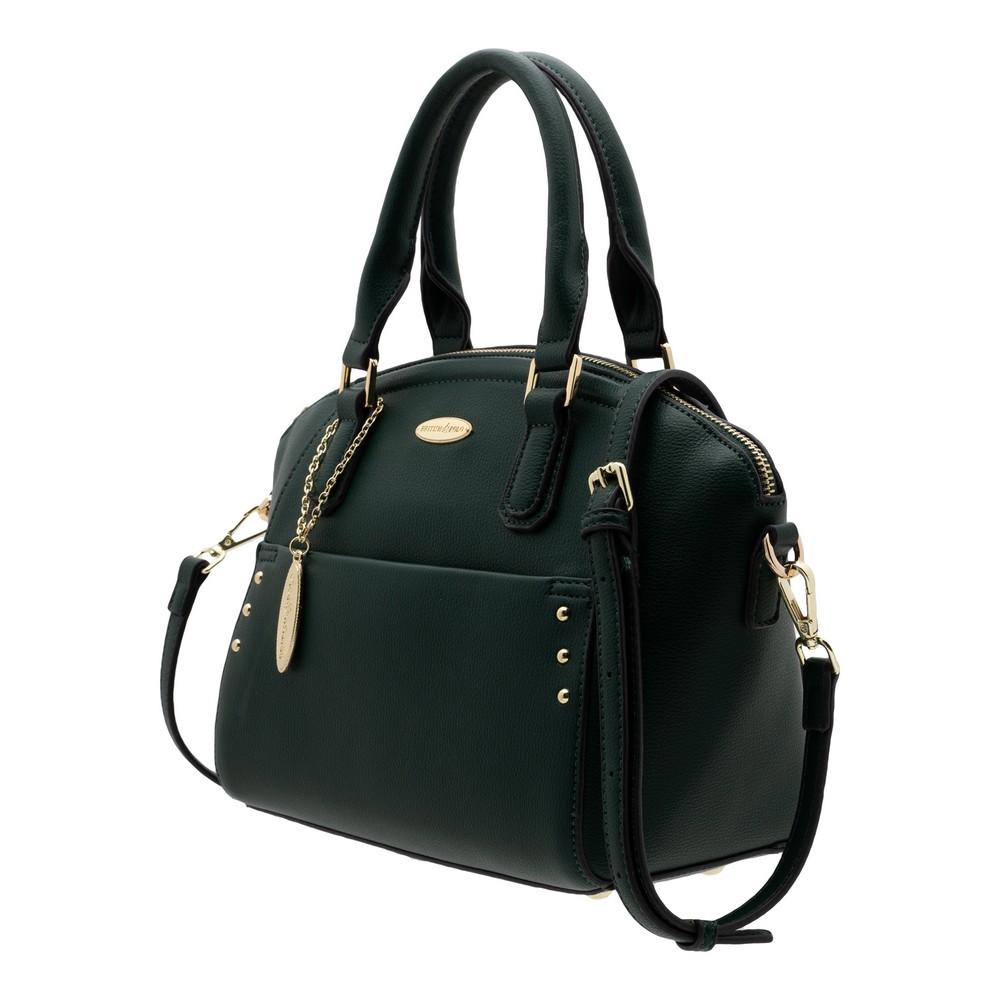 British Polo Fashion Bowling Handle Bag