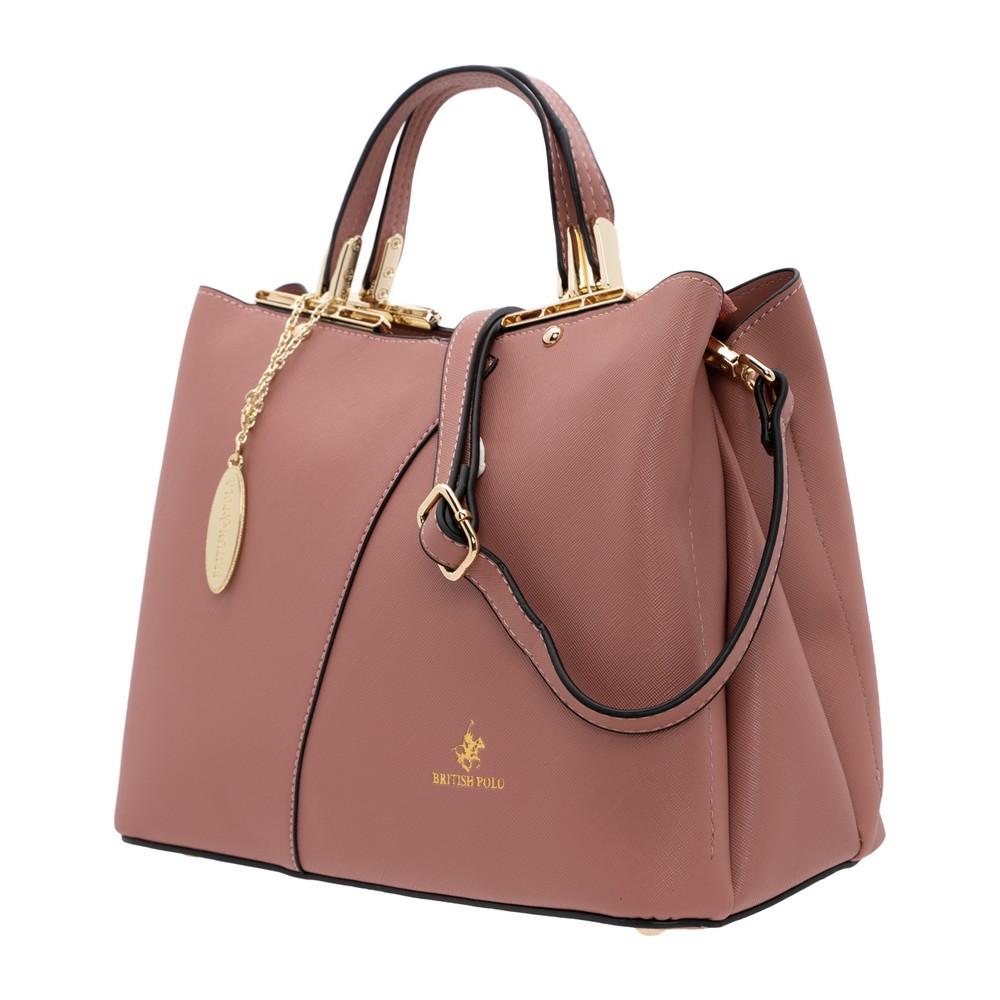 British Polo Astrid Handle Bag
