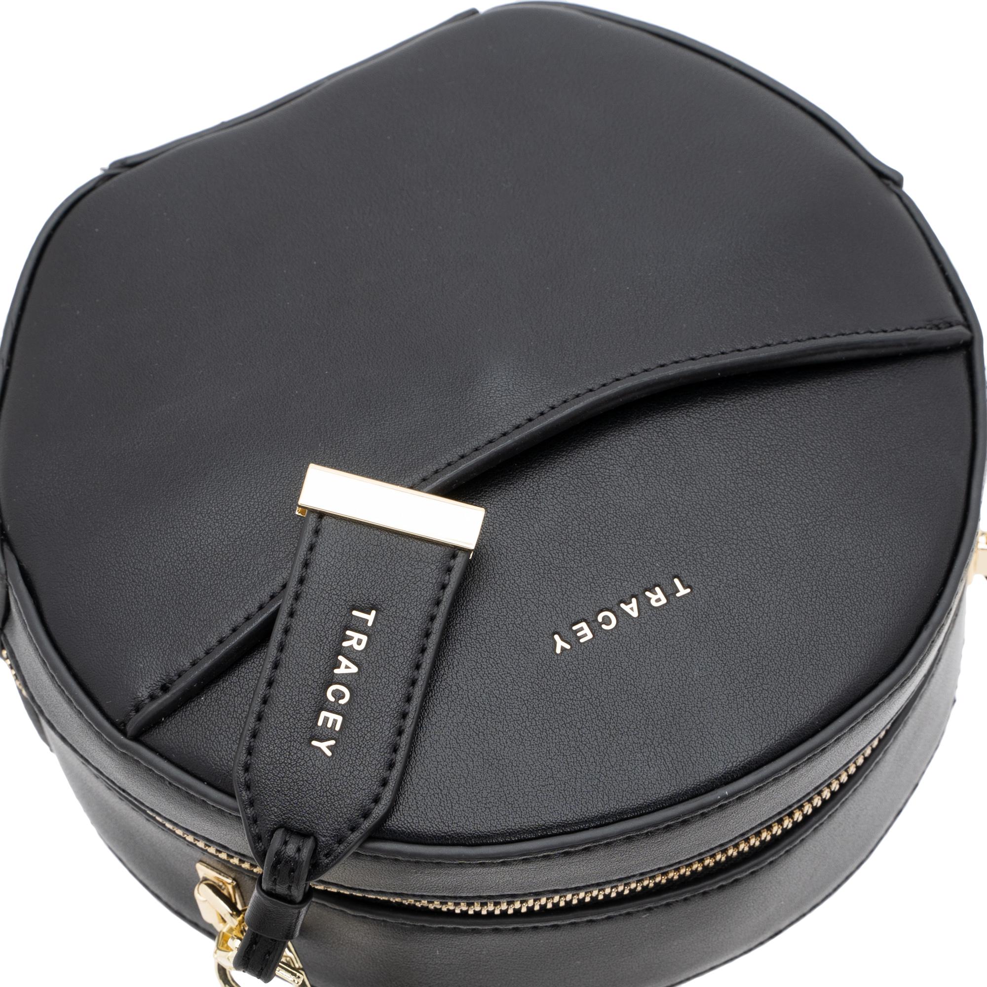Tracey Round Crossbody Bag
