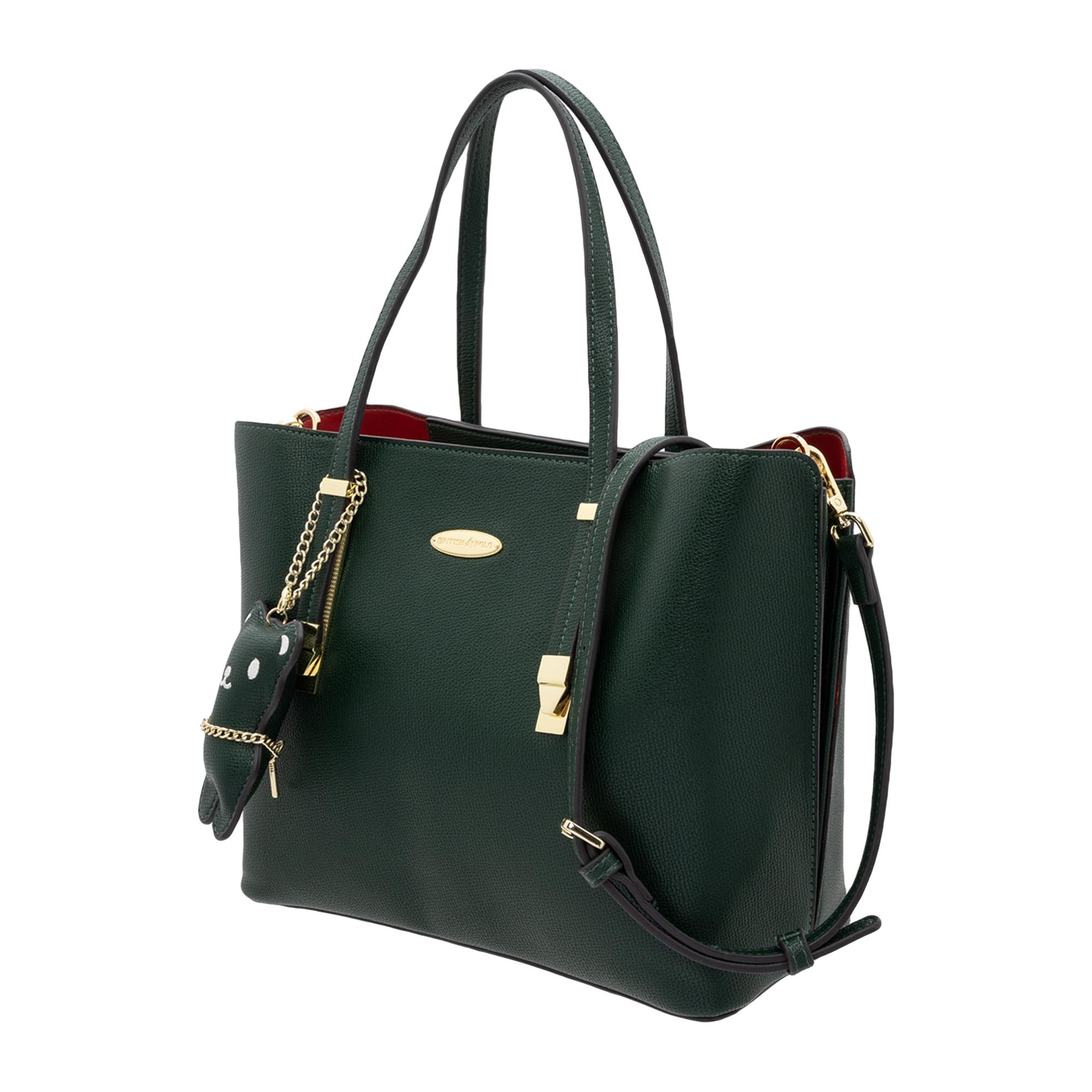 British Polo Bearly Cono Handle Bag