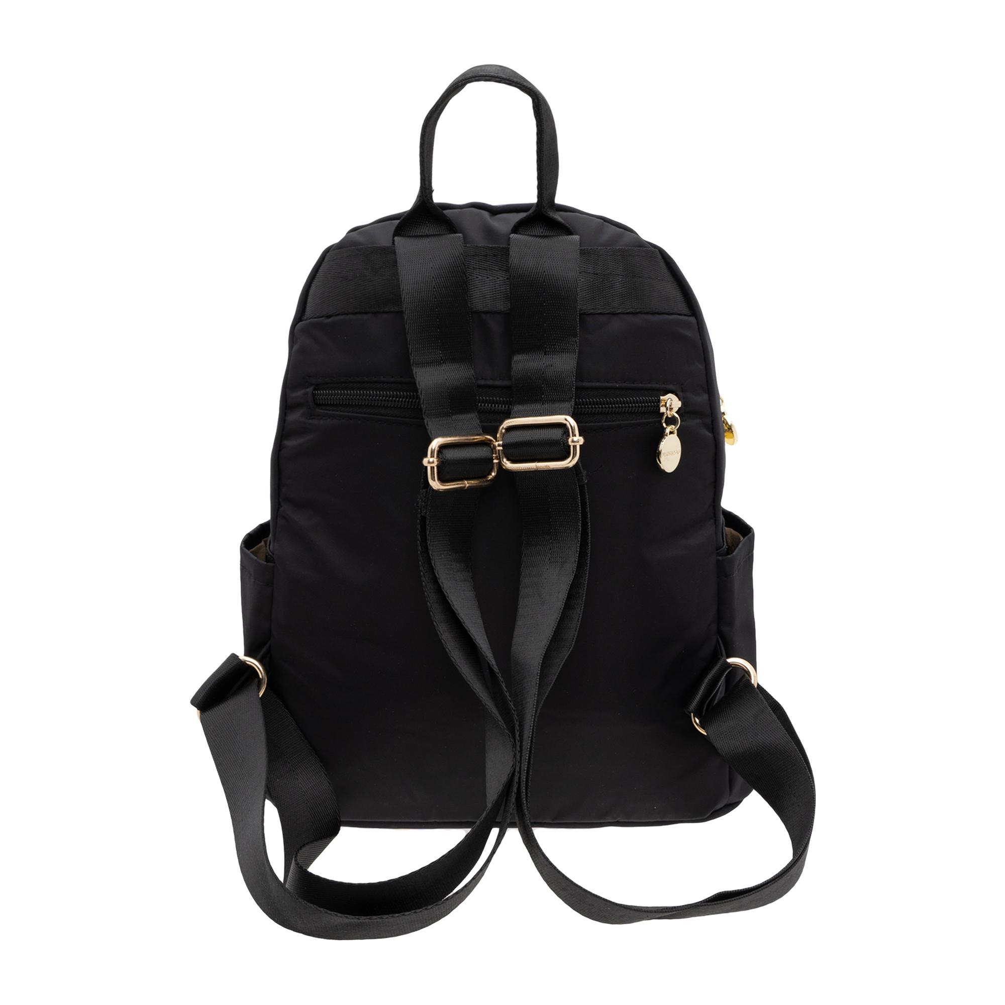 British Polo Nylon Backpack