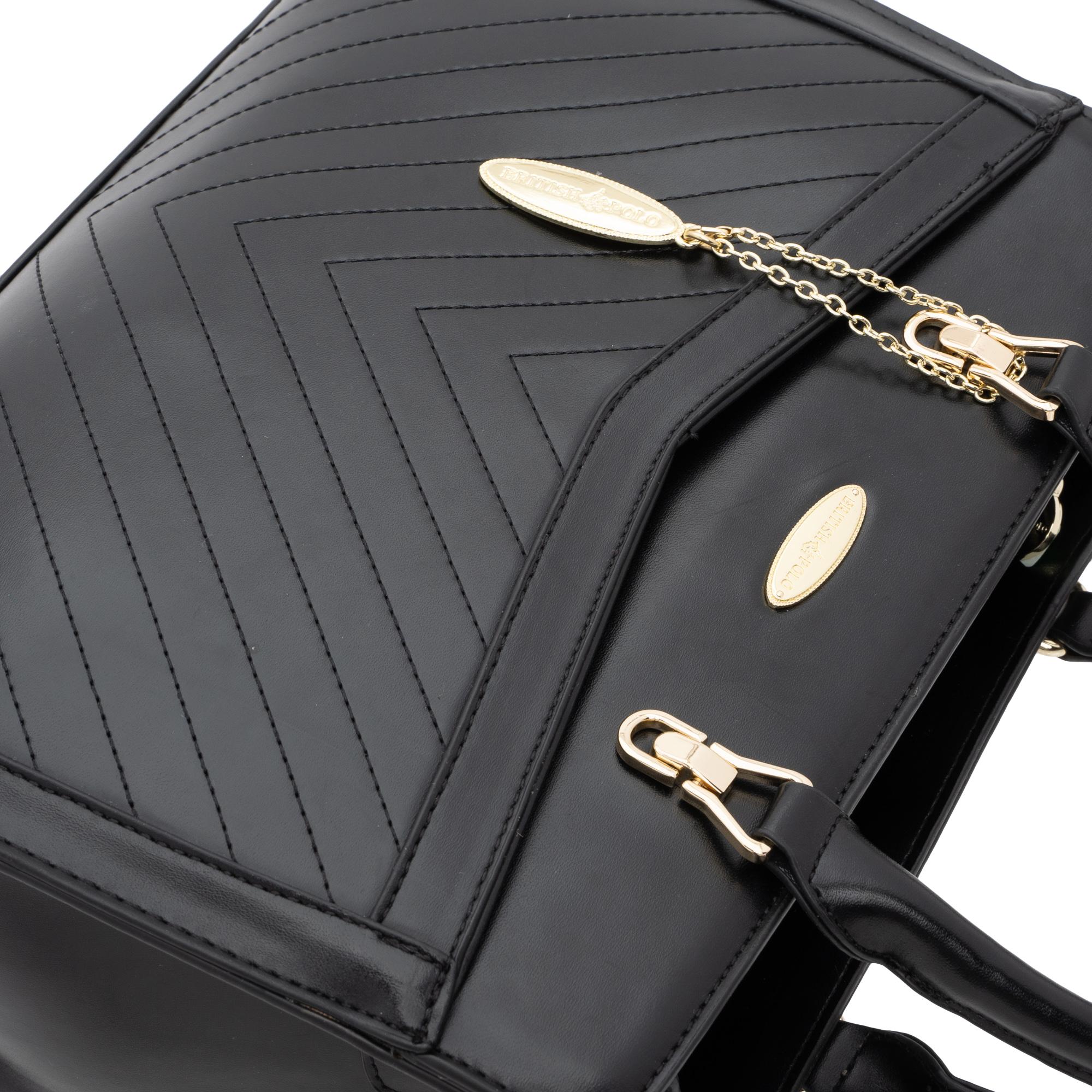 British Polo Nobly Handle Bag