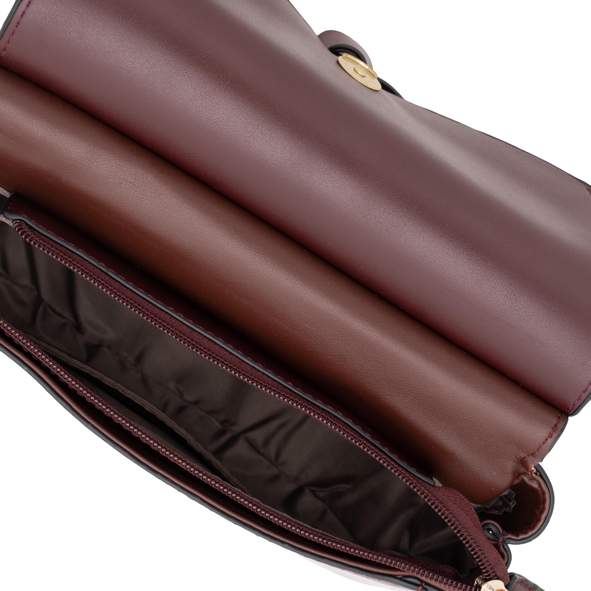 Tracey Half-Moon Crossbody Bag
