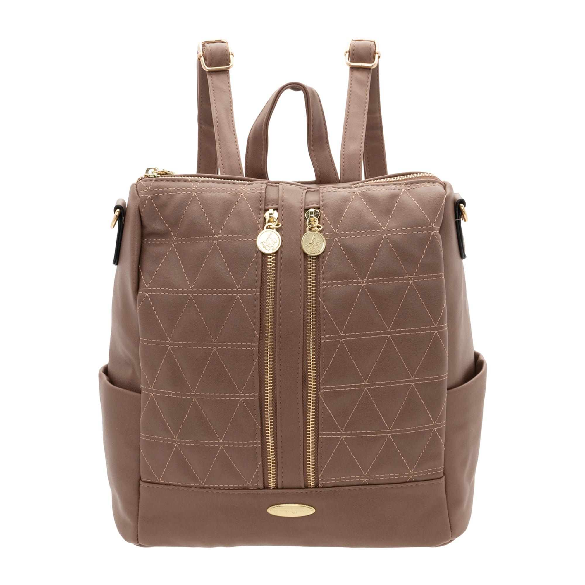 British Polo Tri-Effect Modern Backpack