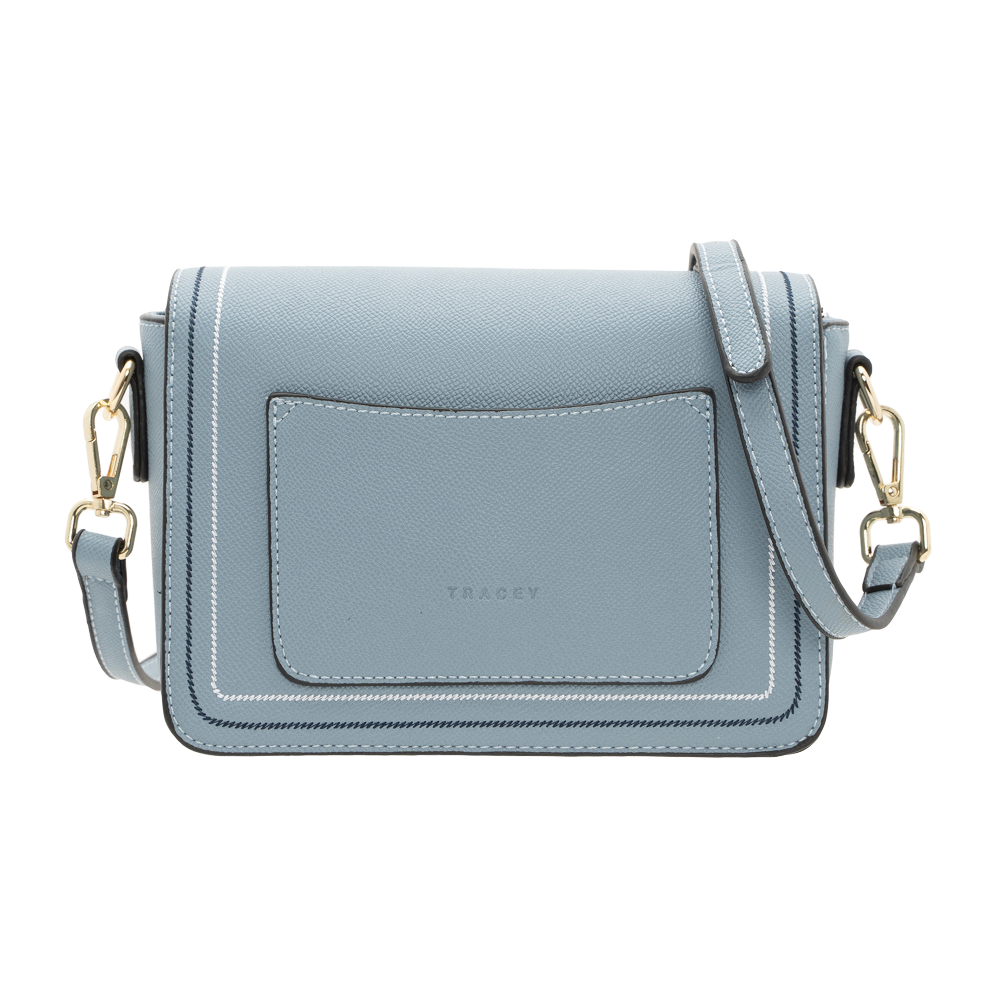 Tracey Front Flap Crossbody Bag