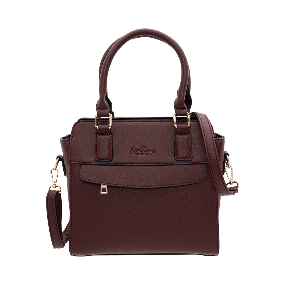 San Prisco Poloclub Simple Handle Bag