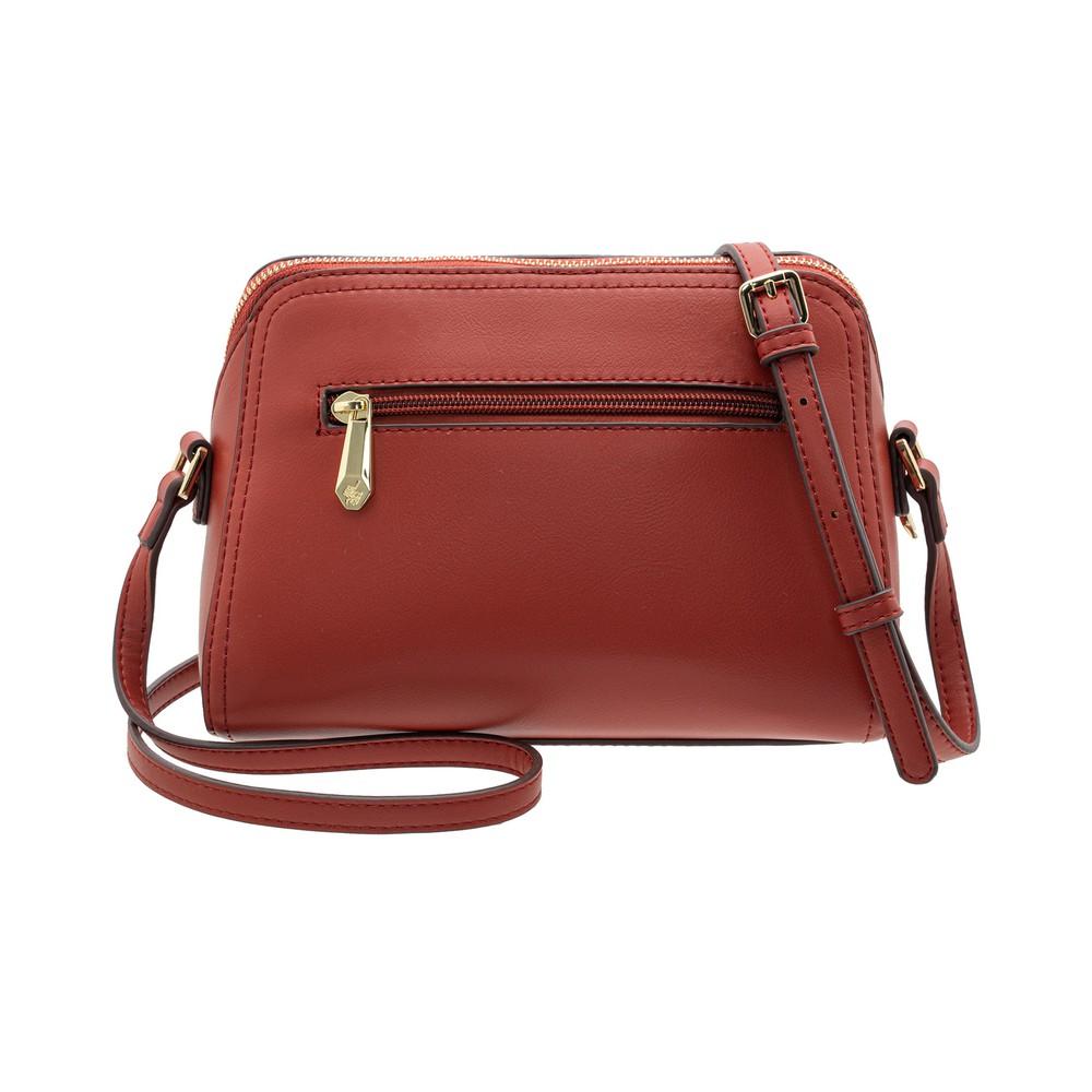Lancaster Polo Leather Crossbody Bag