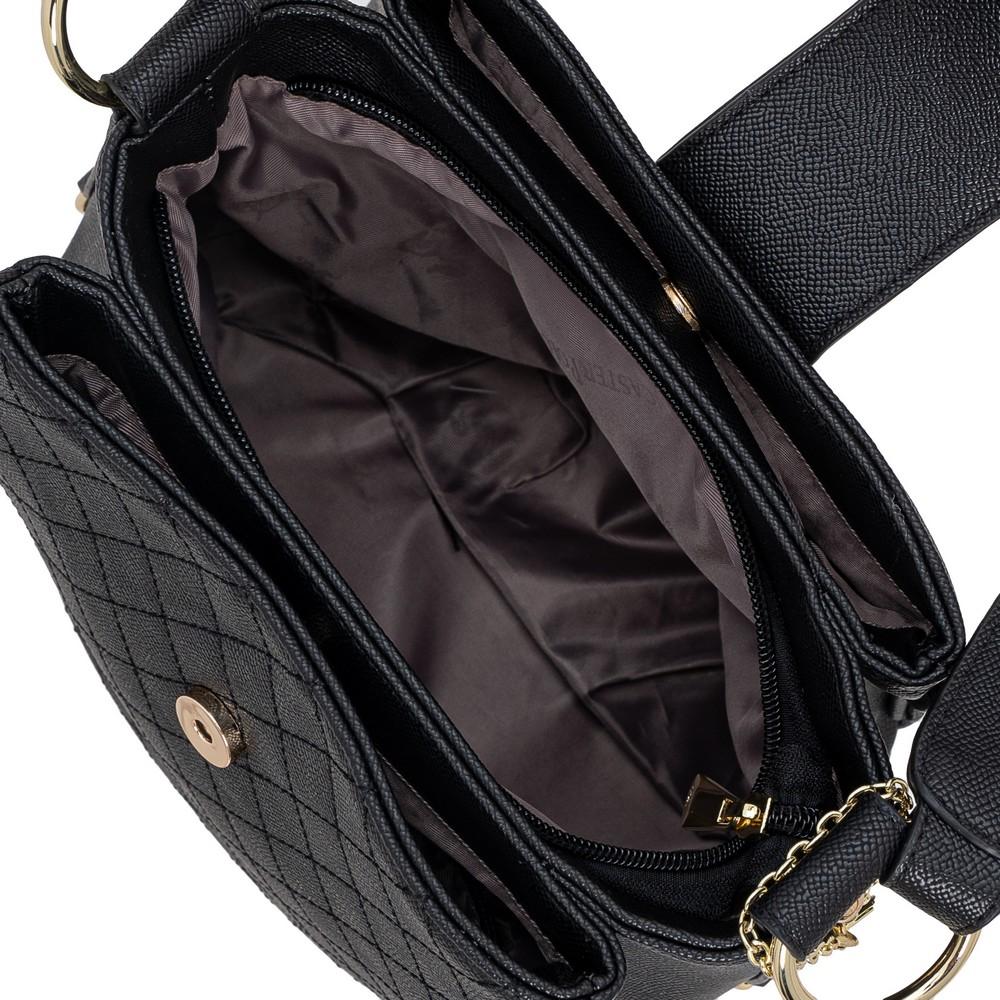 Lancaster Polo Gabriella-Lozenge Bucket Bag
