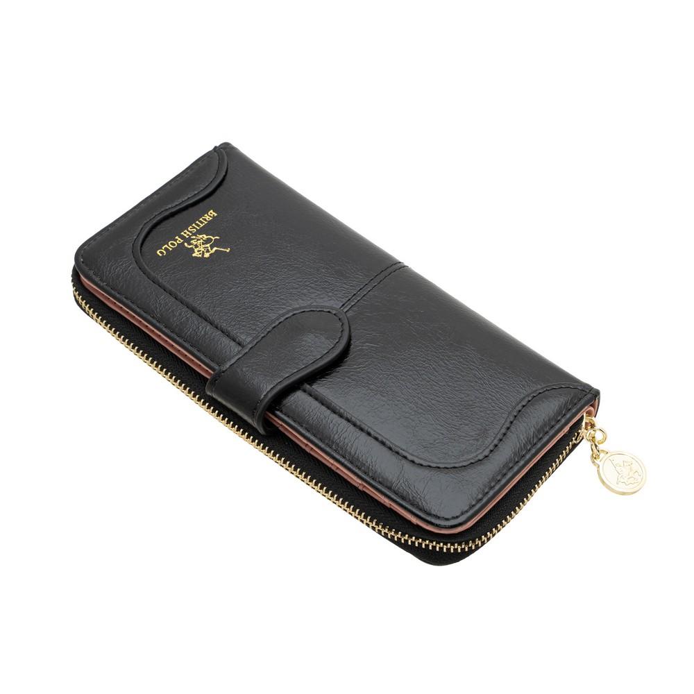 British Polo Shine Wallet