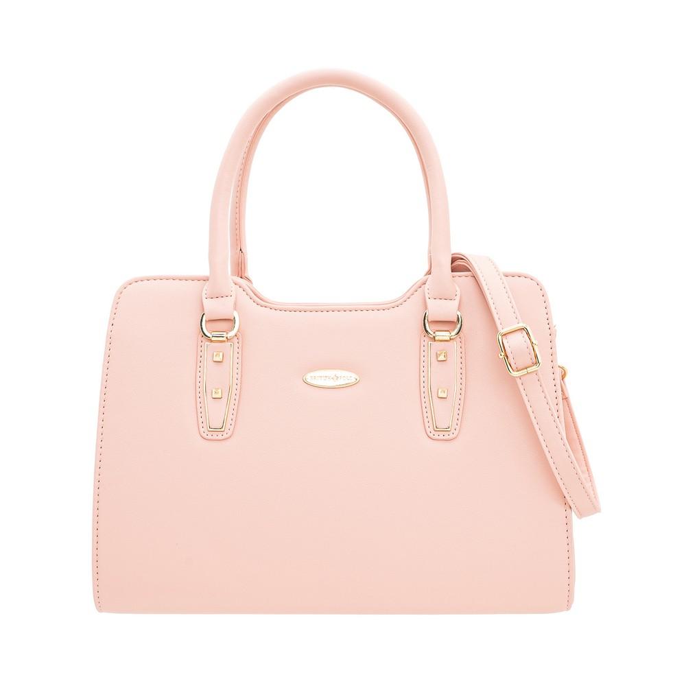 British Polo Melly Curve Handbag