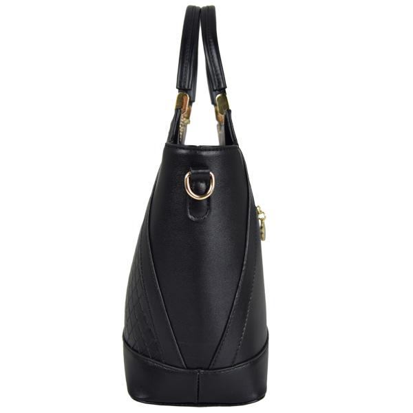 British Polo Diamond Print Elegant Bag