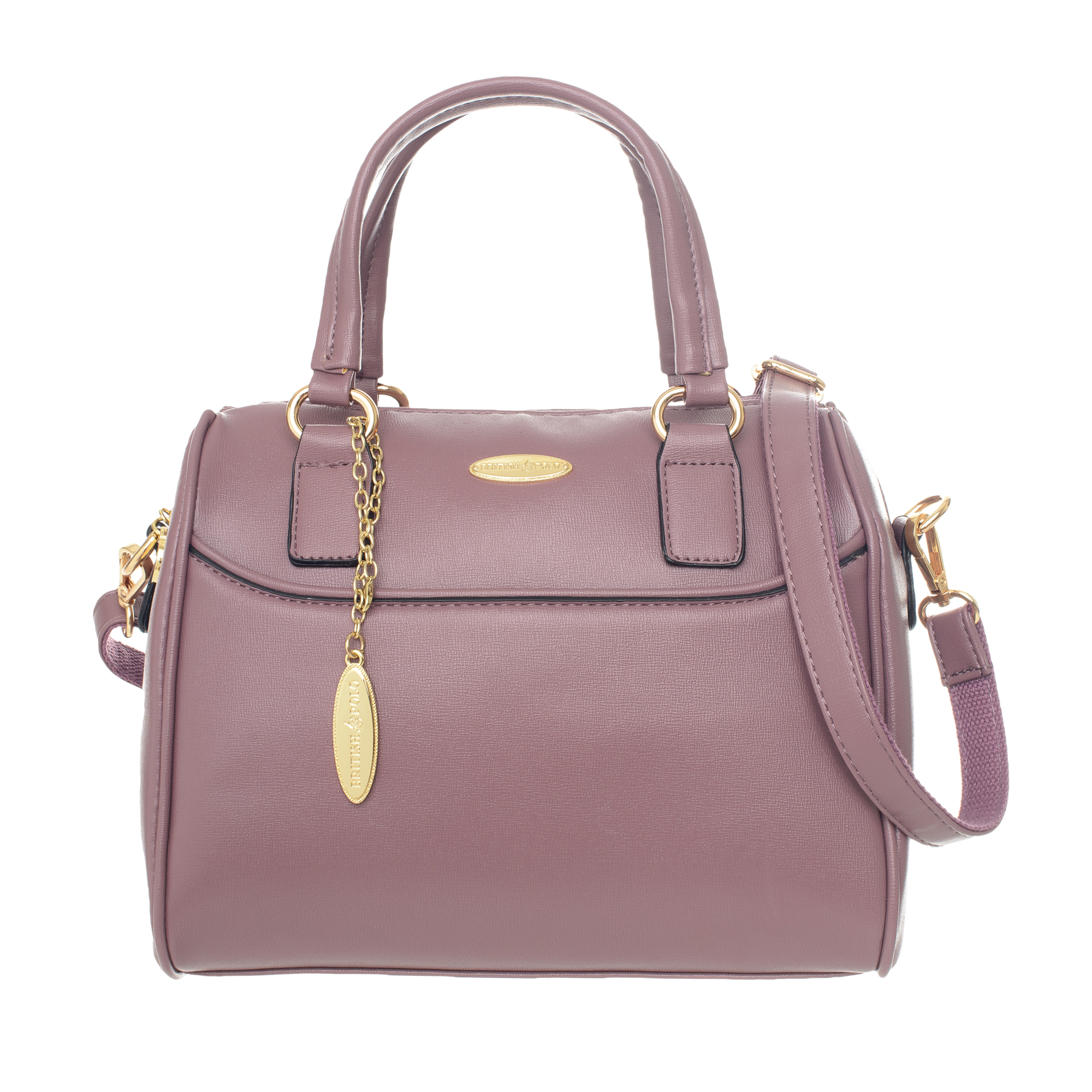 British Polo Satchel Bag