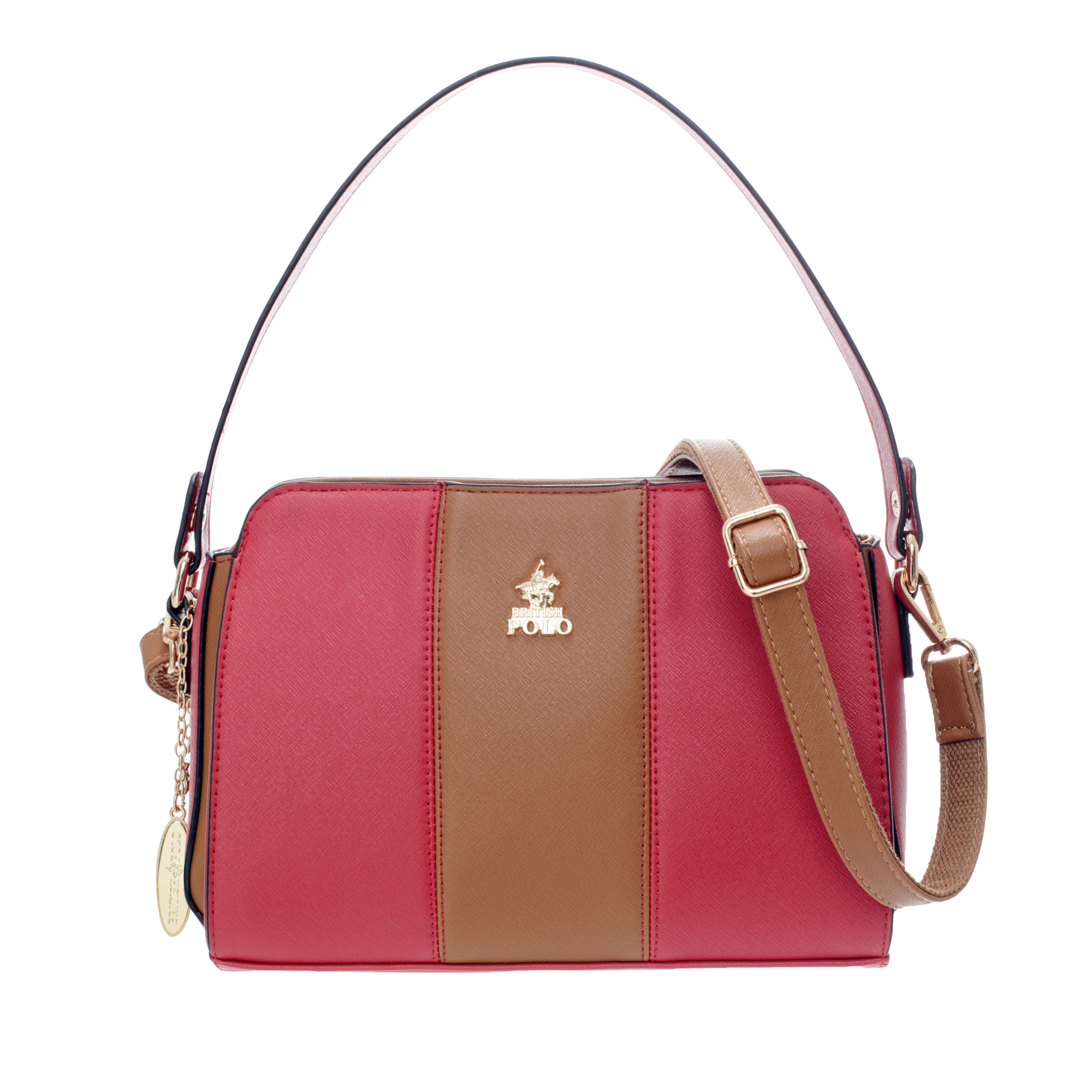 British Polo Mixed Color Elegant Sling & Sholuder Bag